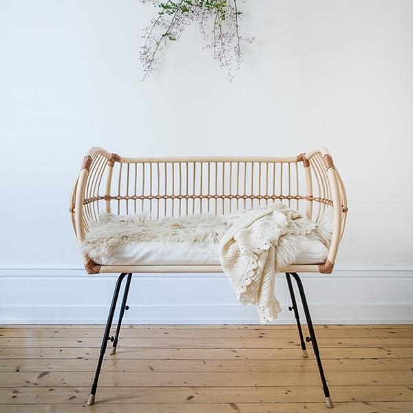 Test af bedside crib Bermbach