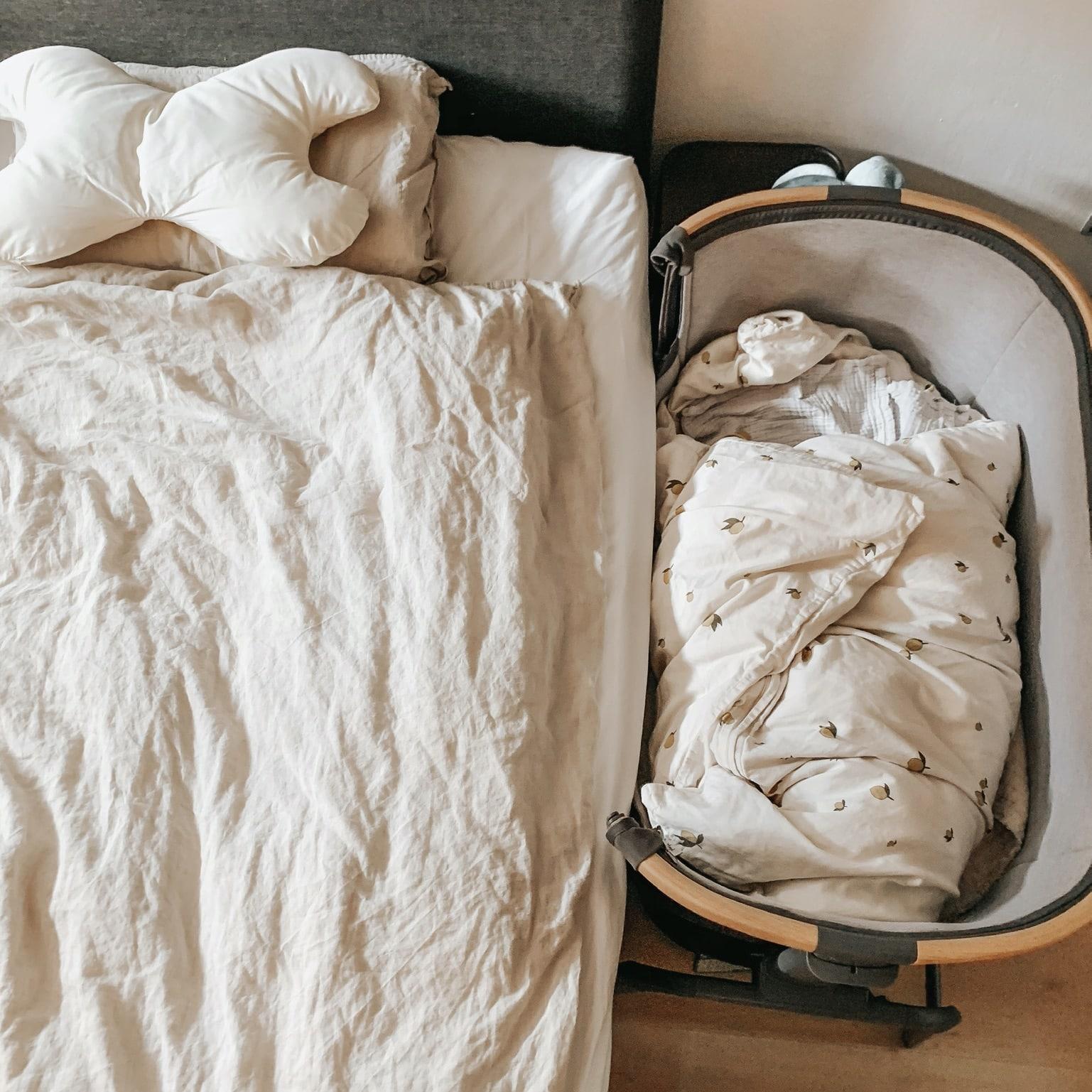 iOra bedside crib Maxi cosi