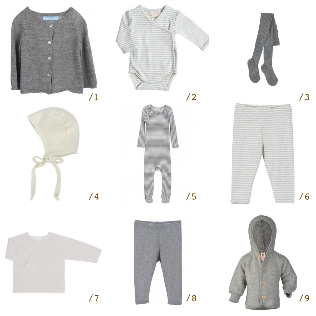 babytøj inspiration
