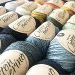 Mayflower cotton merino