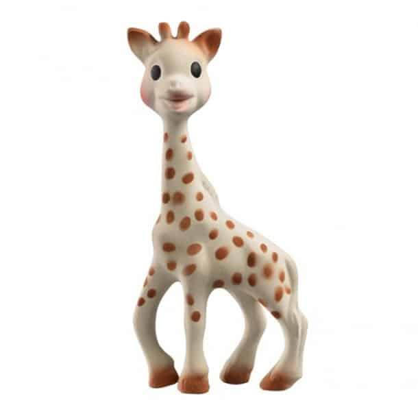 barselsgave sofie giraf