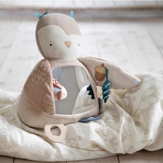 barselsgave babyspejl