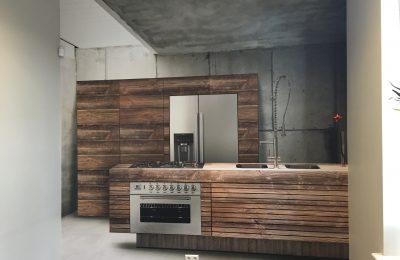 Keuken behangdoek