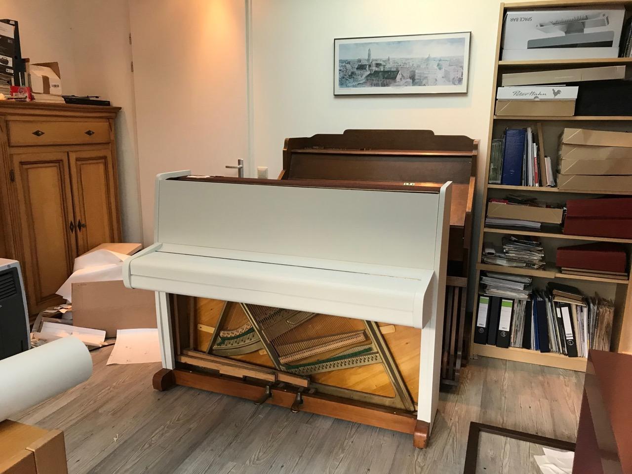 Resimdo gewrapte piano