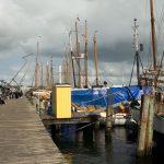 historischer Hafen von Flensburg
