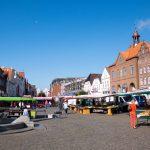 Markt in Husum