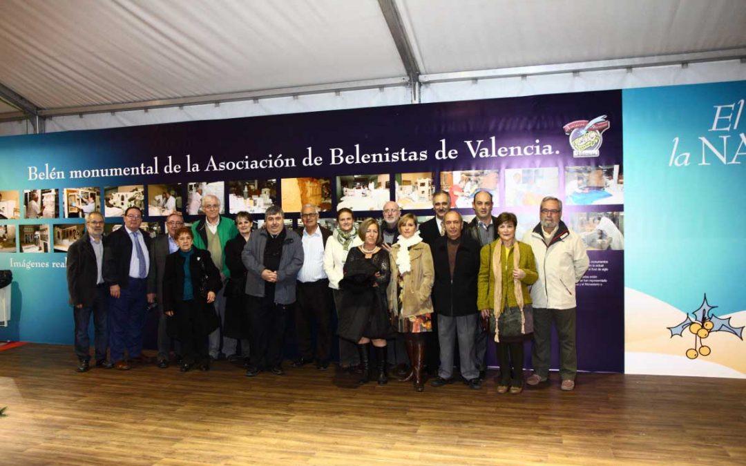 Inauguración Belén de Nuevo Centro
