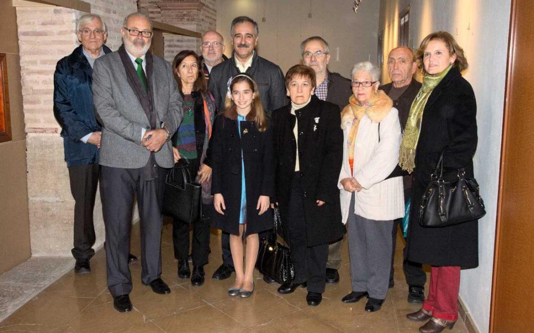 Inauguración Belén de La Universidad Católica de Valencia