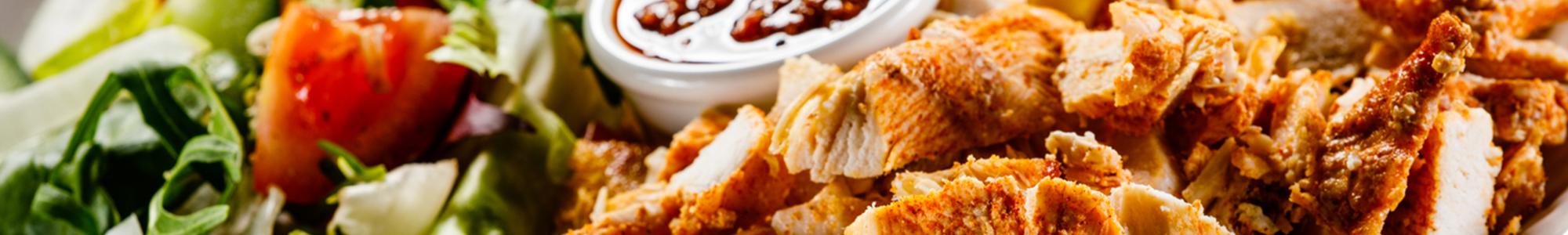 Kyckling-tallrik