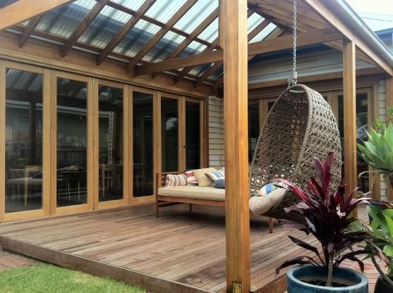 exterior carpentry_Decking & Pergola