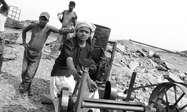 The Tales of Toil: On the Realities of Workers in India