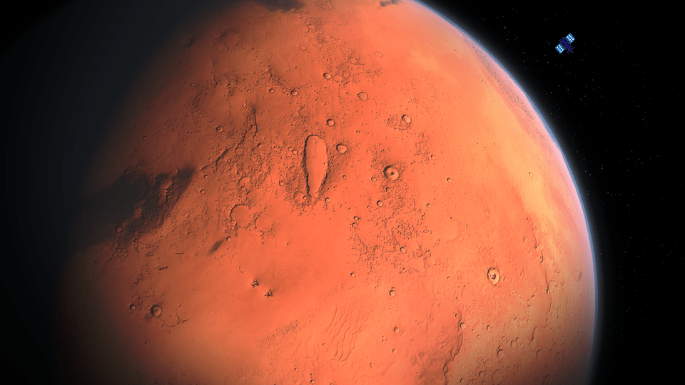 Pride Of India Mangalyaan completes 1500 Martian Solar days in orbit