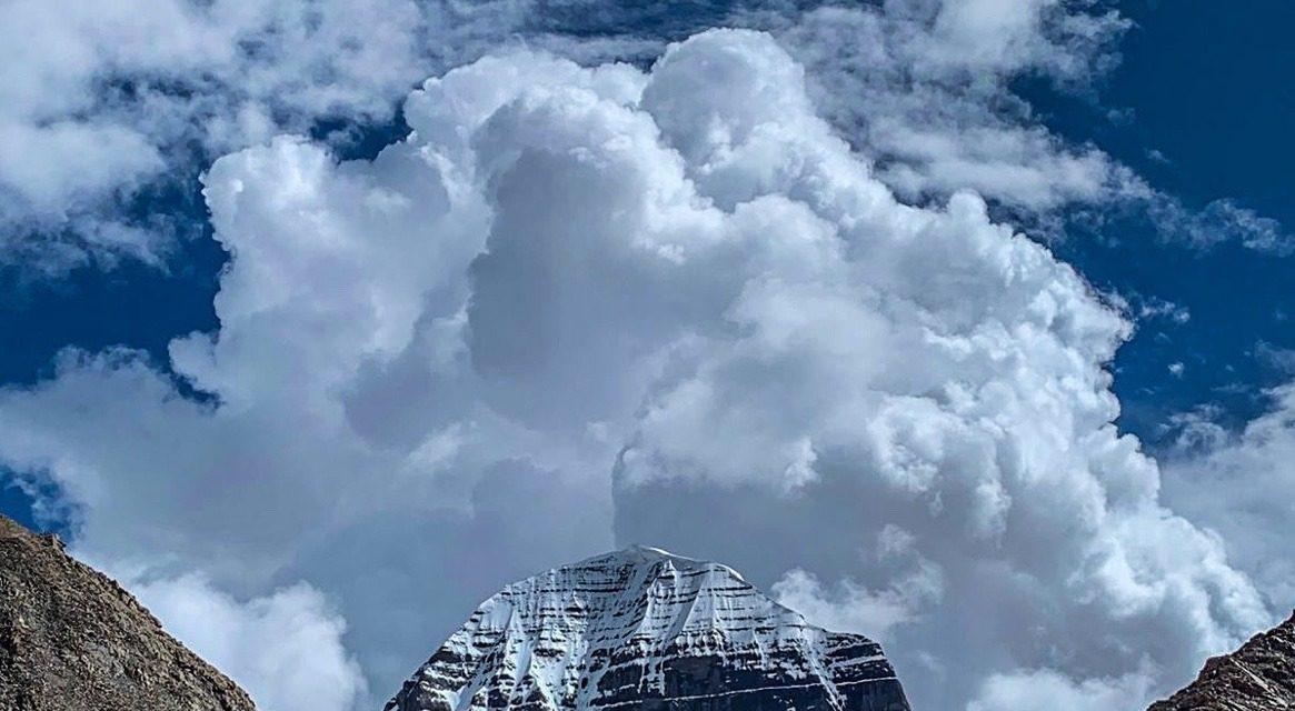 Kailash, the timeless land of Shiva!