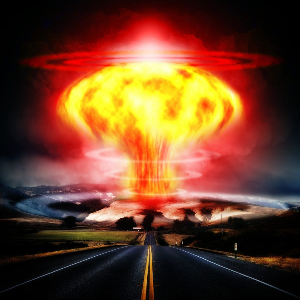 Indian nuclear explosion
