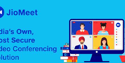 JioMeet -Indias answer to Zoom
