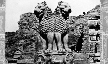 When Did Emperor Ashoka Embrace Buddhism?