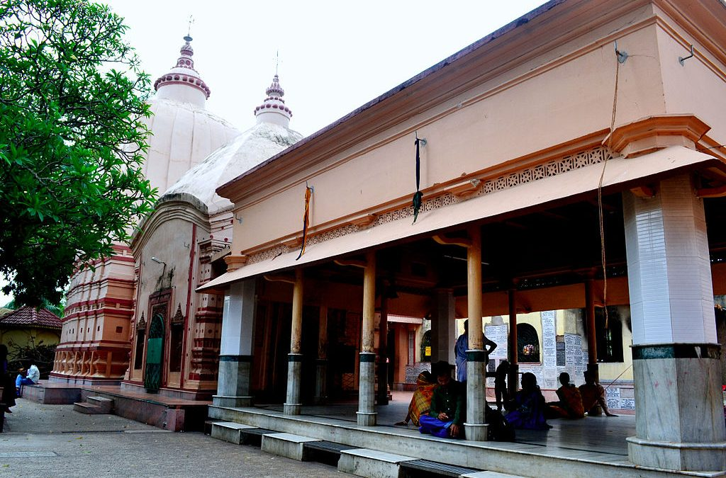 ONE OF 51 SHAKTI PEETH-BARGABHIMA KALI TEMPLE