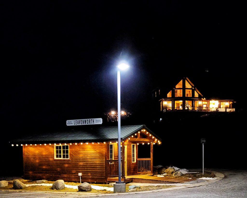 Leavenworth Station