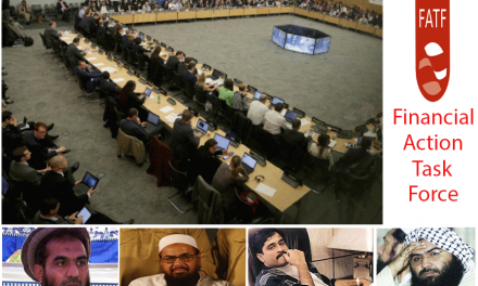 Pakistan continues to remain in the FATF Grey List