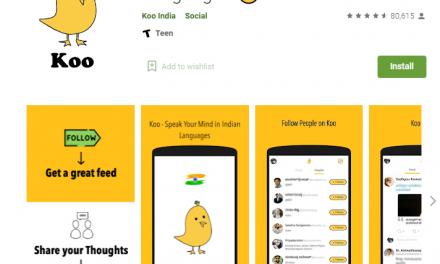 Koo, Indias own microblogging app