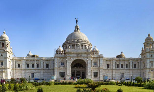 Victoria Memorial Hall of Kolkata