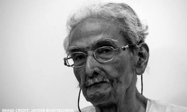 The Legendary Cinematographer Ramananda Sengupta