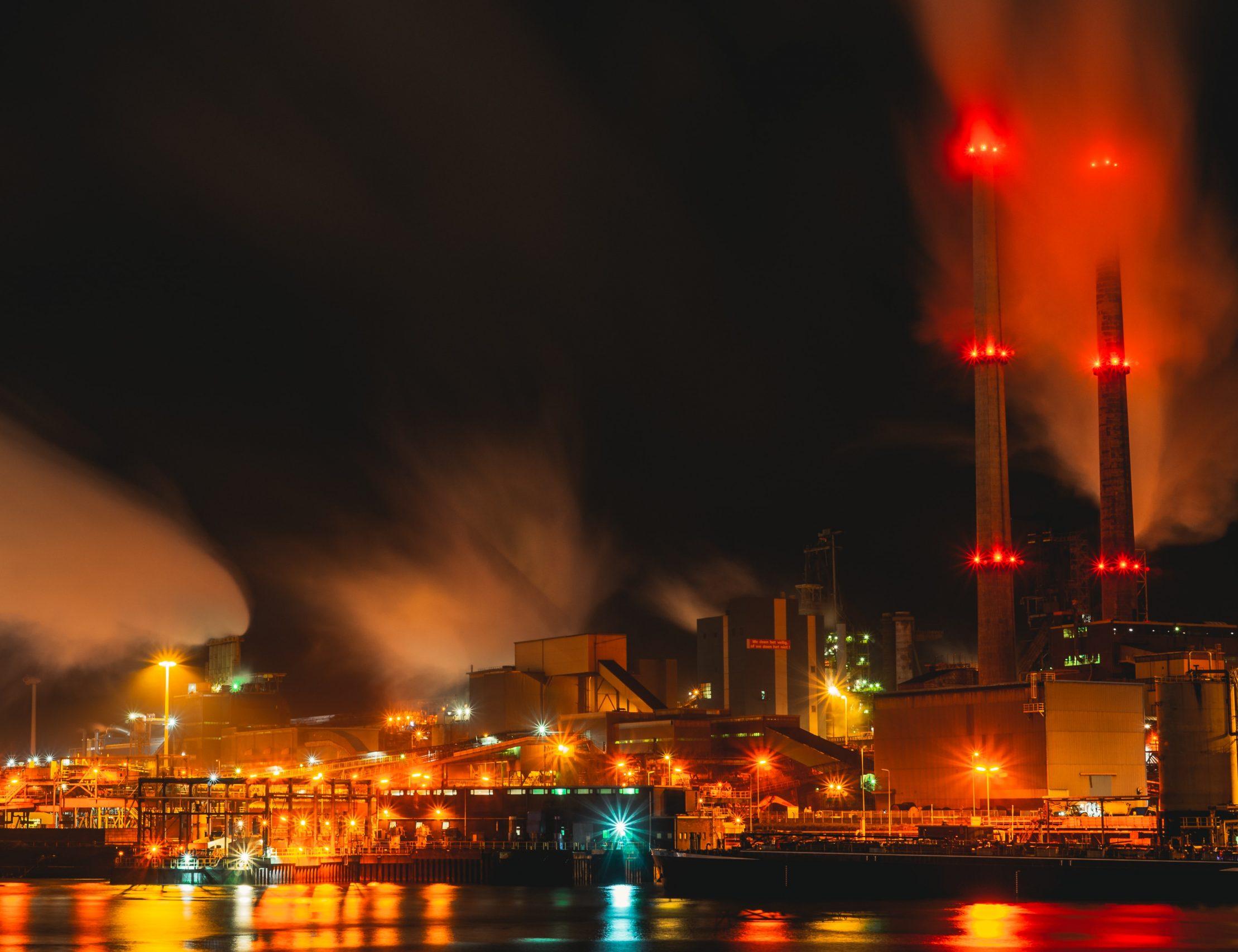 HOPPFULLT OM STÅL: Det stora klivet bort från kol och koks.