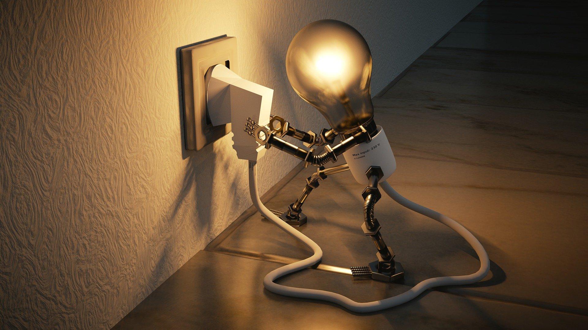 OPÅLITLIGT I INFRASTRUKTUREN:  Gott om energi, men på fel plats och vid fel tidpunkt