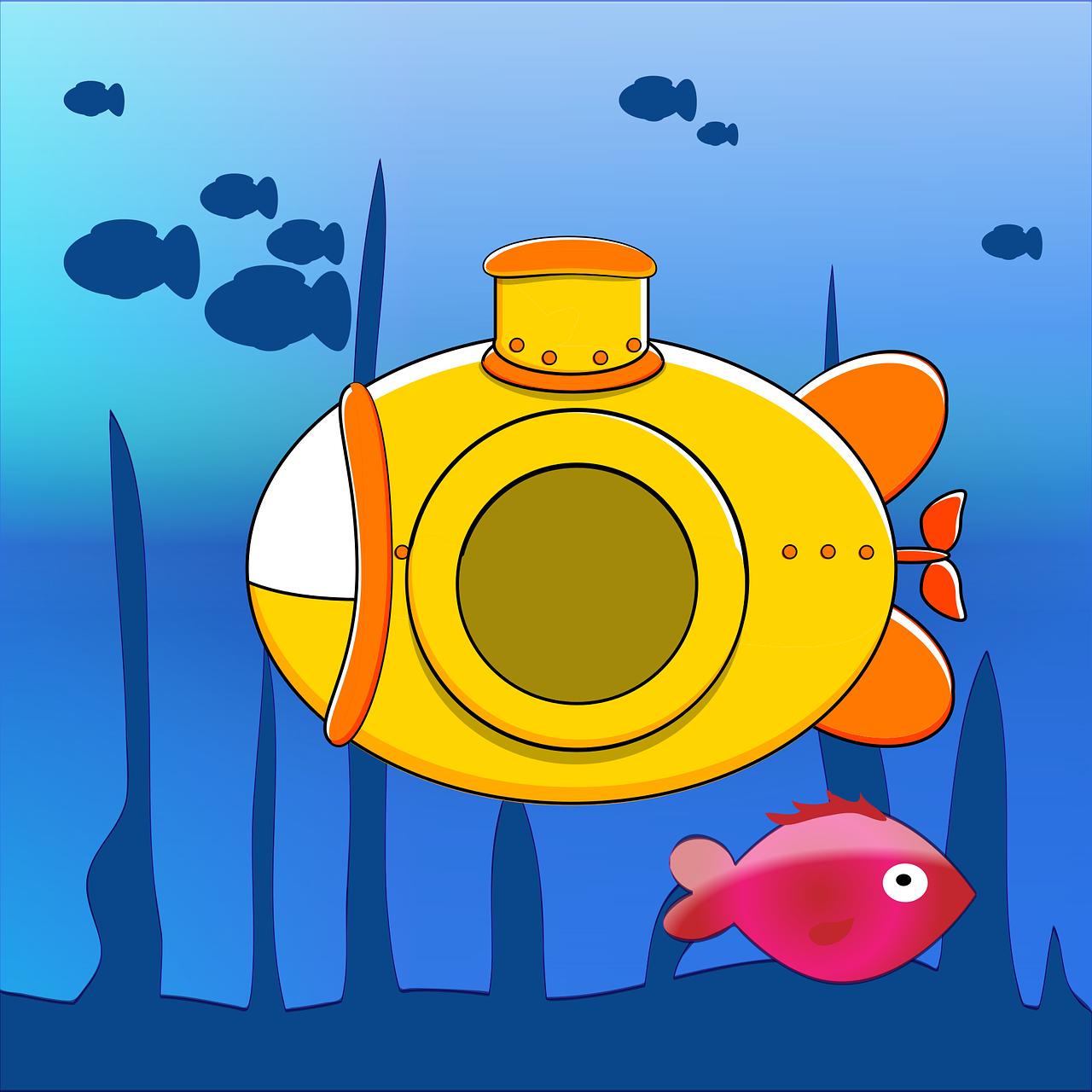 OPÅLITLIGT I REALPOLITIKEN: Konsten att sänka en ubåt