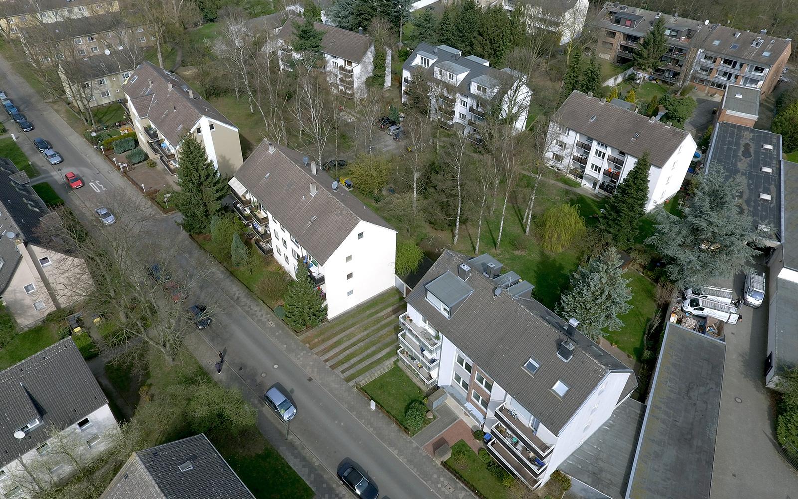 Wohnanlage Düsseldorf – Benrath
