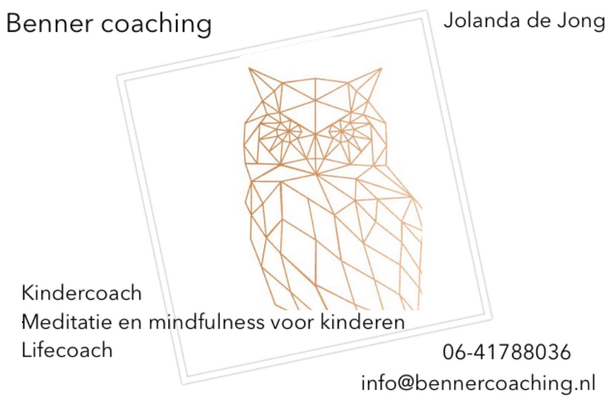 Benner coaching