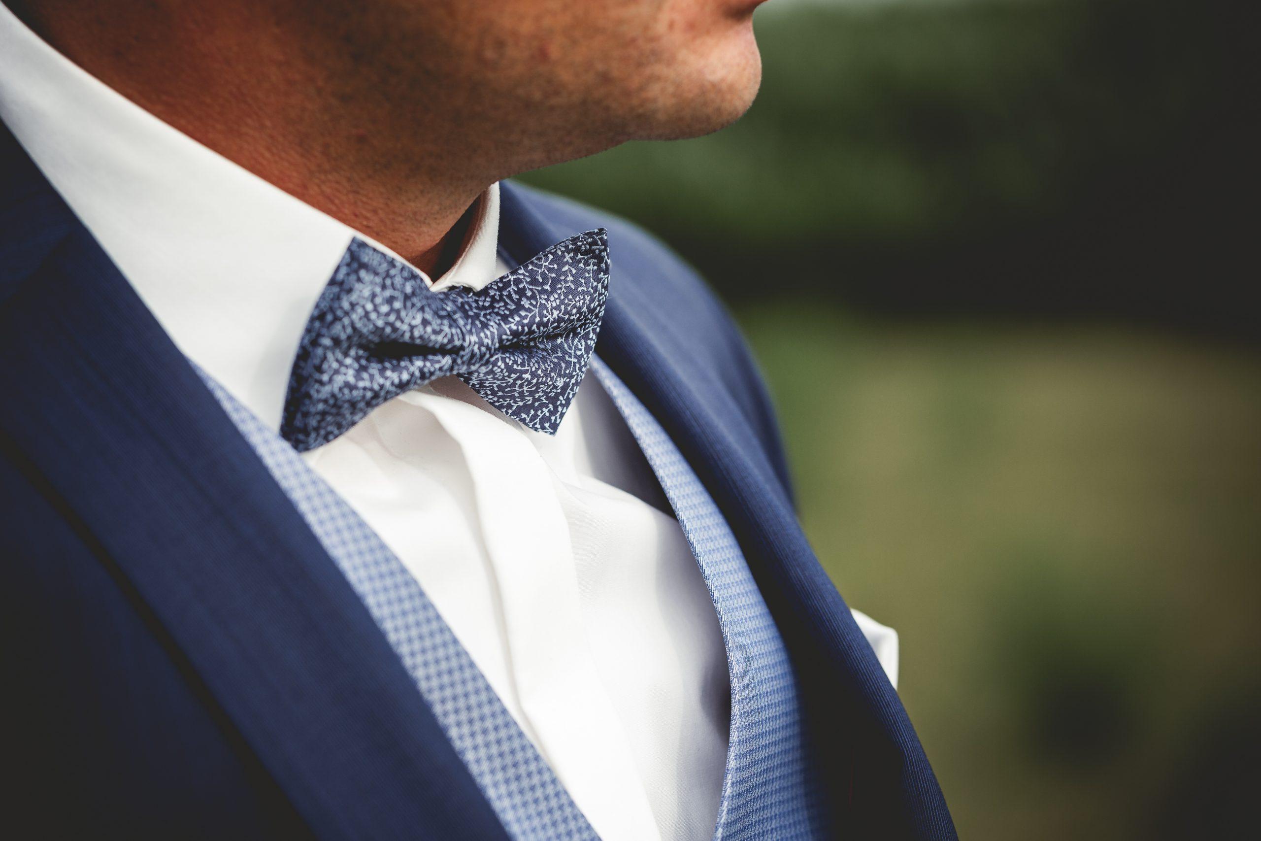 Krawatte Fliege