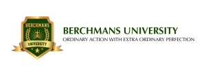 Berchmans University Logo