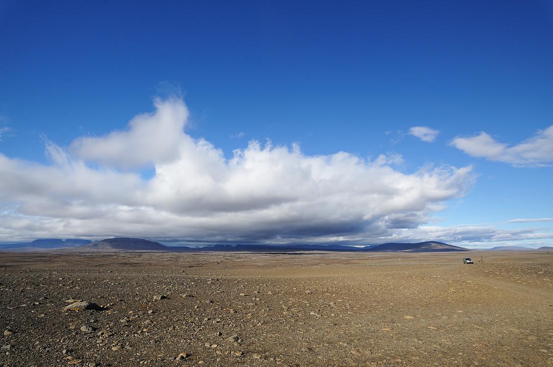 The highlands, Island