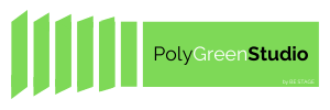 Copie de POLYGreenStudio - Logo
