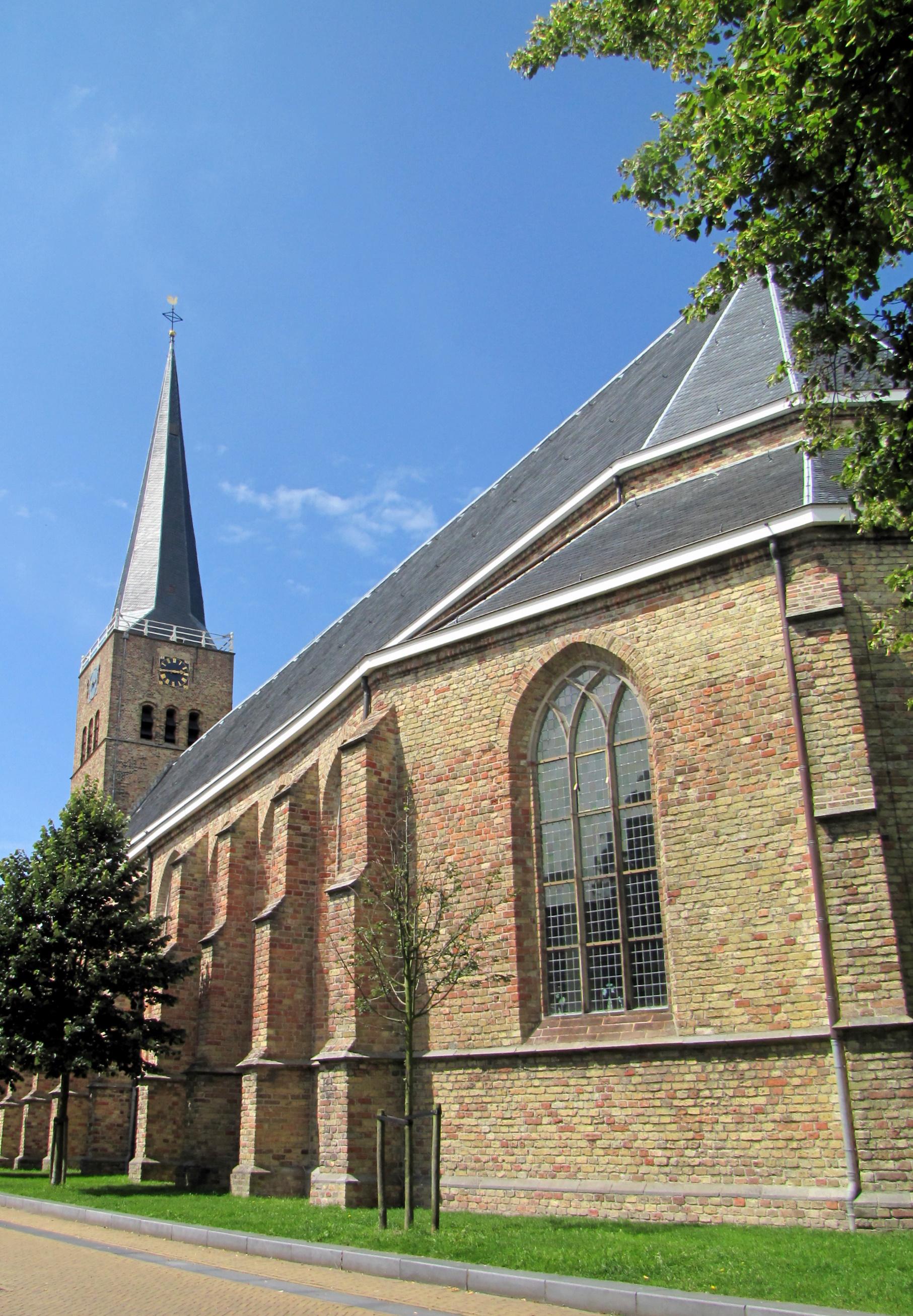 De Martinikerk van Franeker