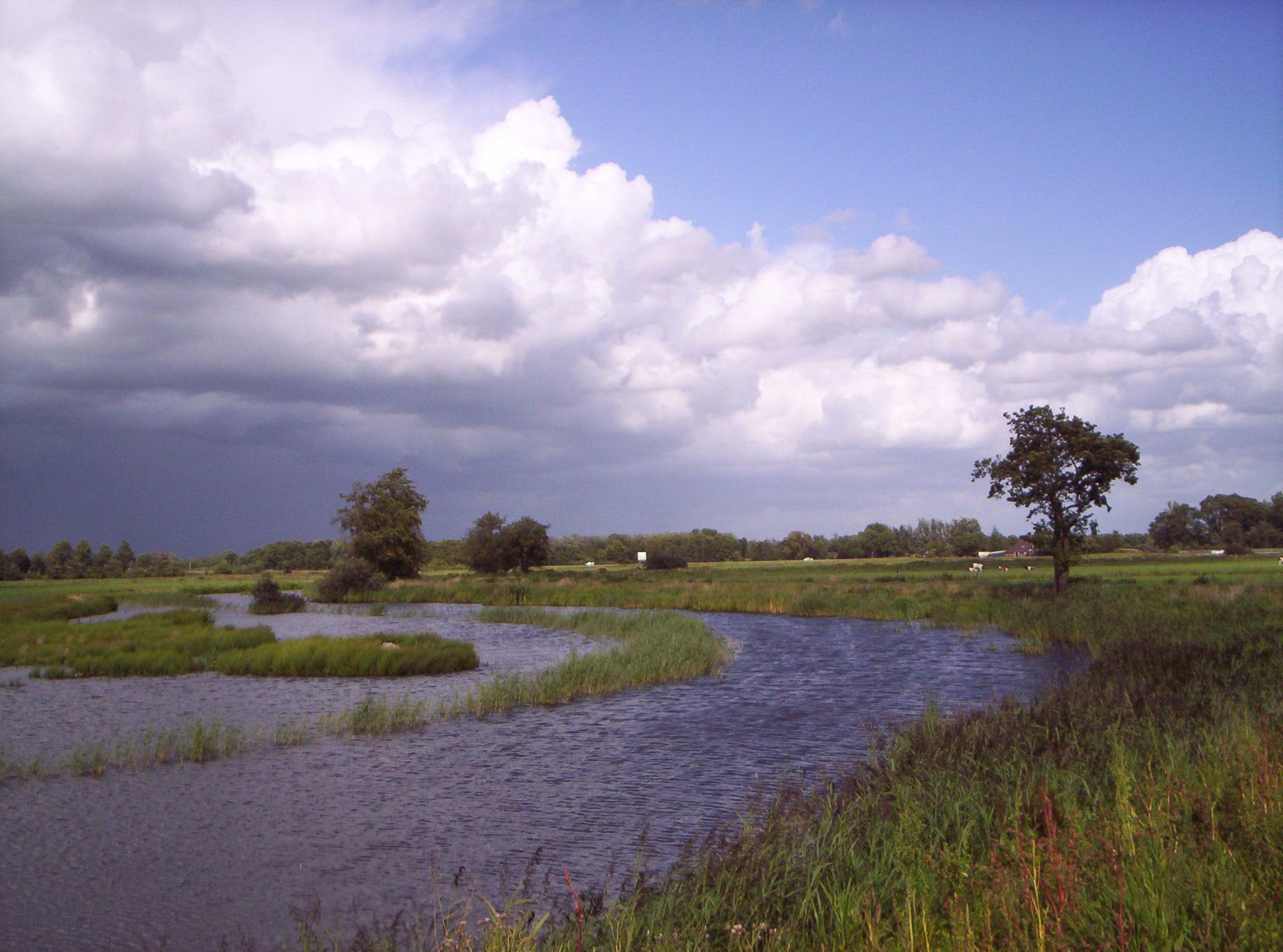 De Lindevallei nabij De Blesse