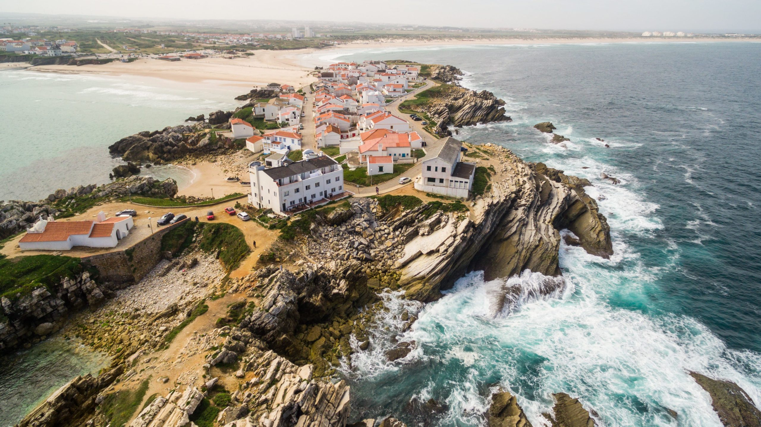 Best Places to Surf in Europe - Peniche Portugal