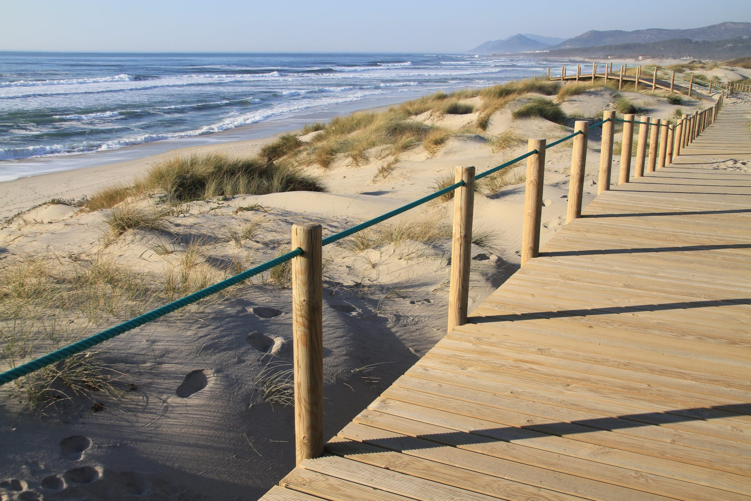 Best places to surf in Europe - Praia da Arda Portugal