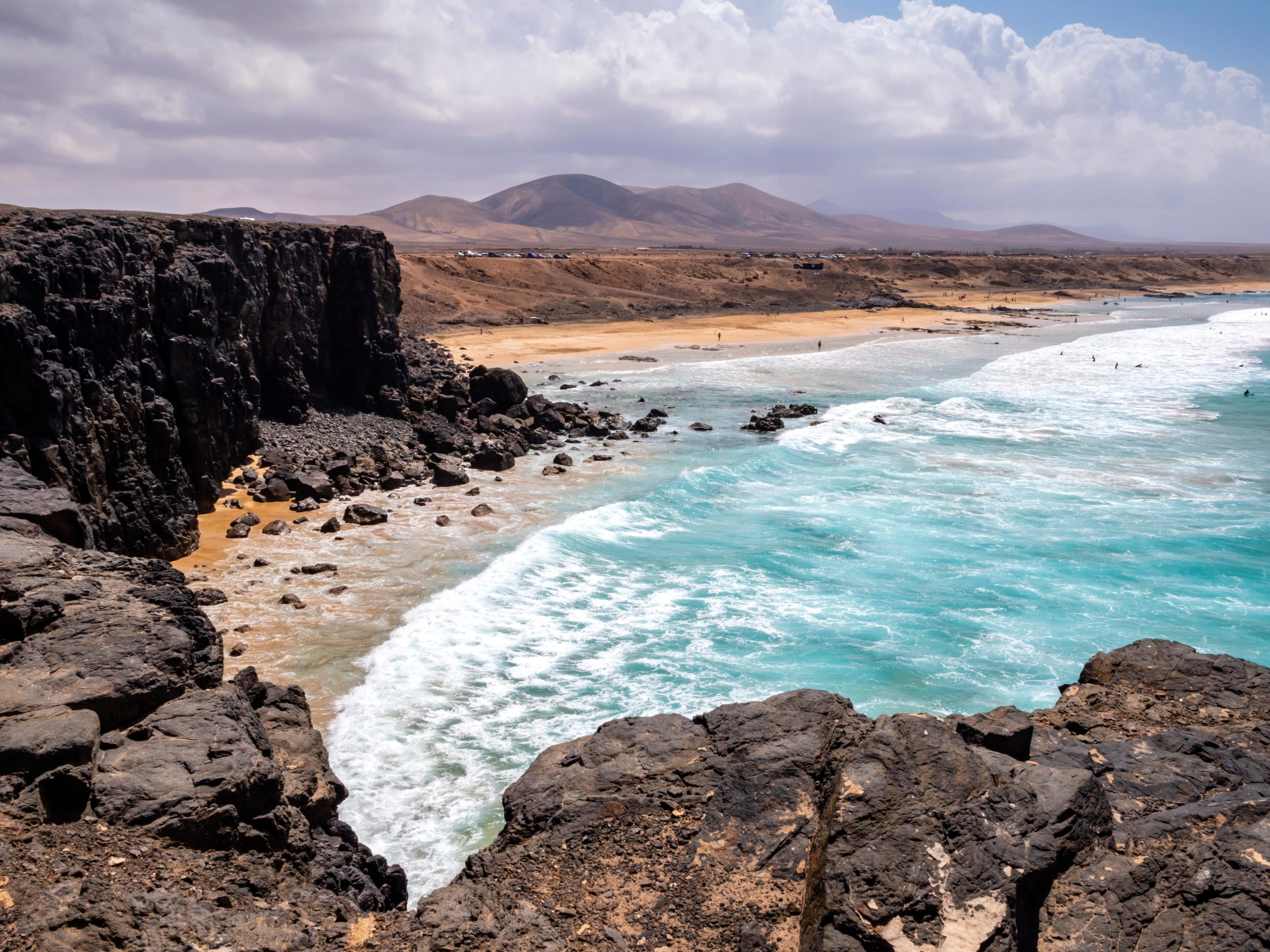 Best places to surf in Europe - The Bubble Canary Islands