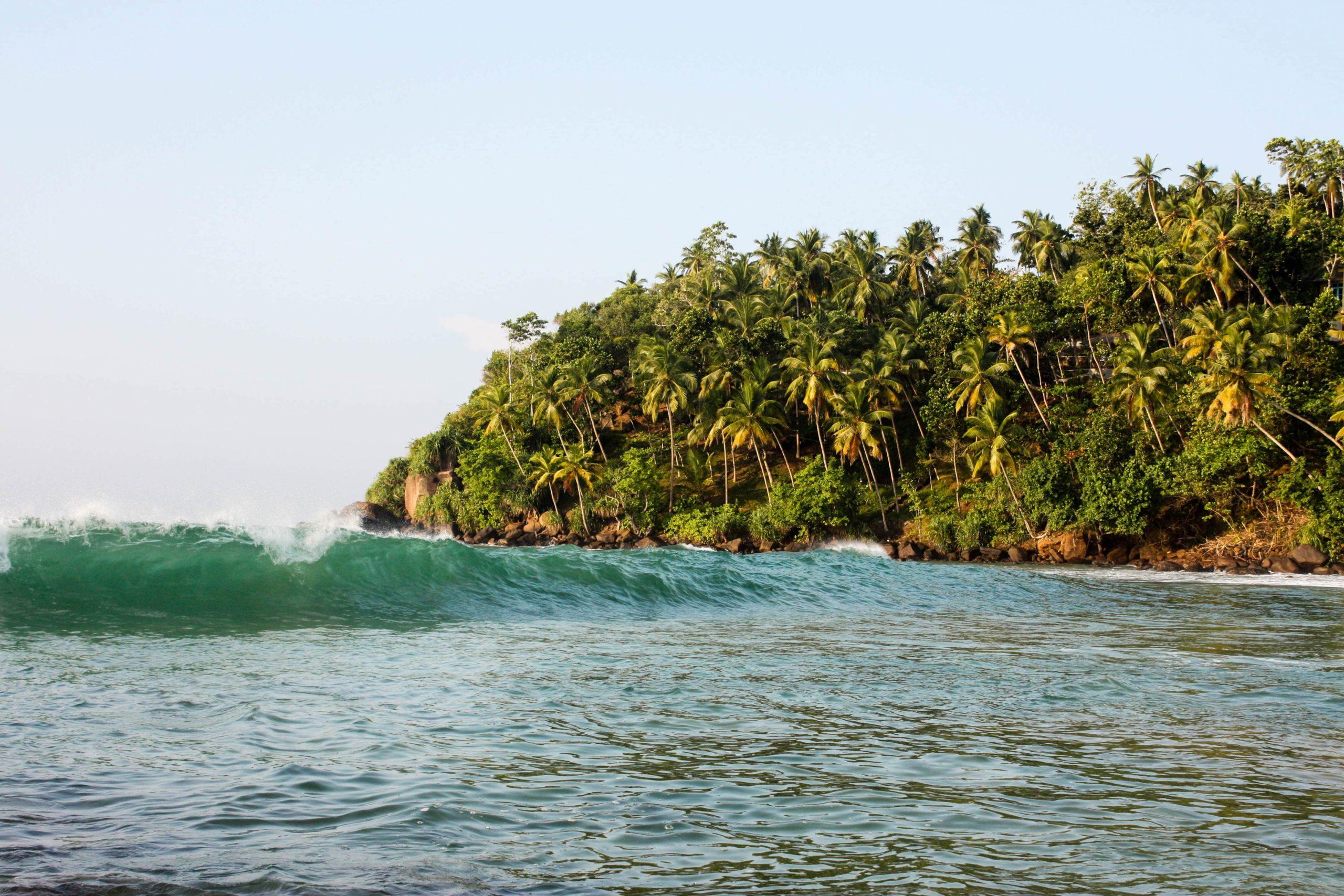 Mirissa Surf Spot