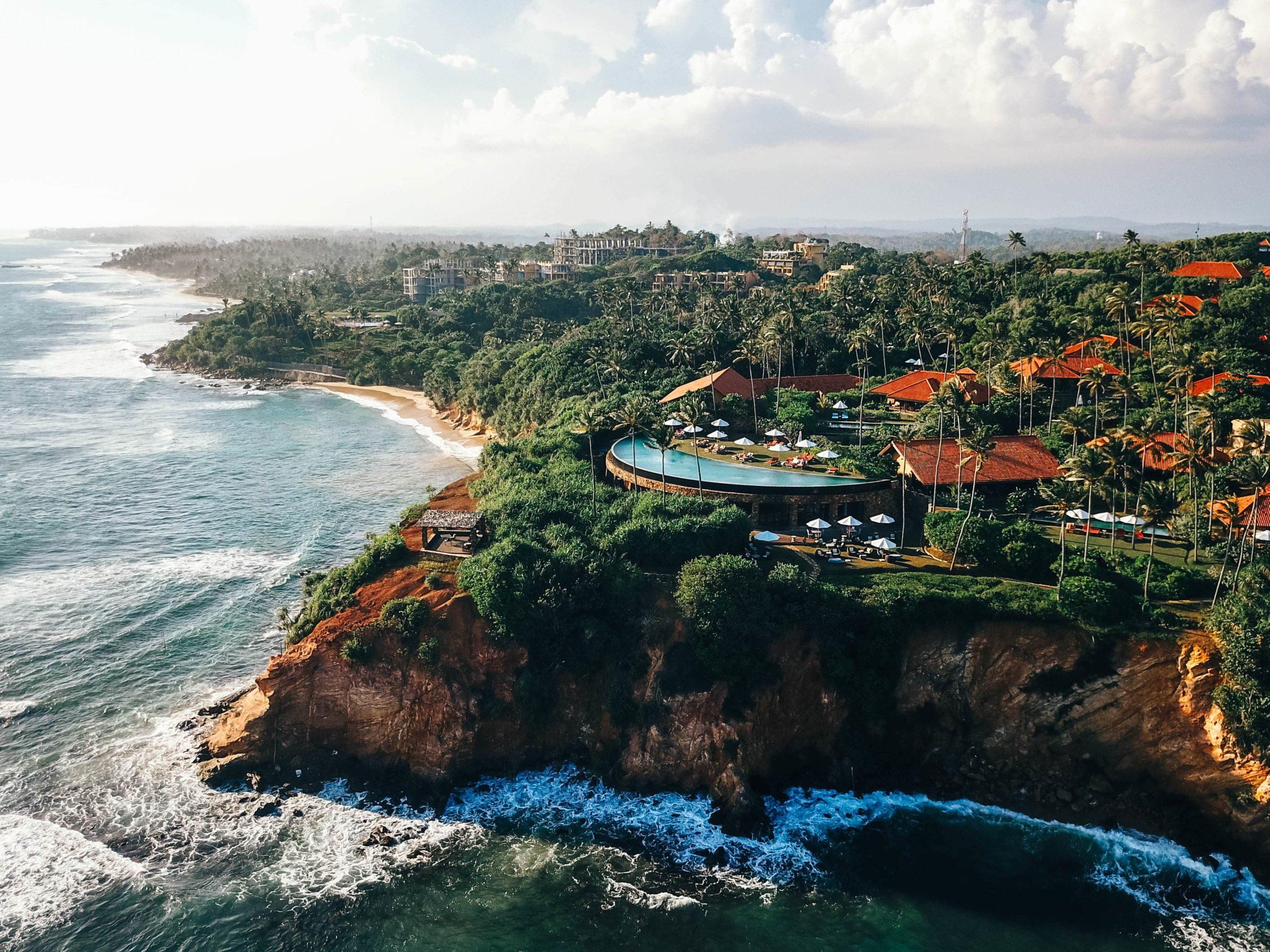 Surfing Sri Lanka Weligama