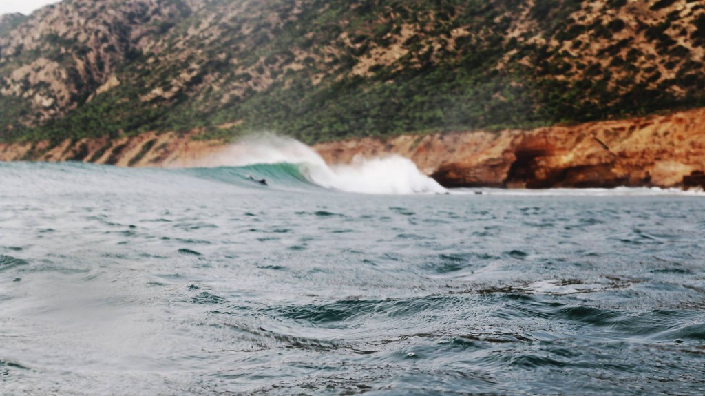Cathedral Surf Spot Imsouane