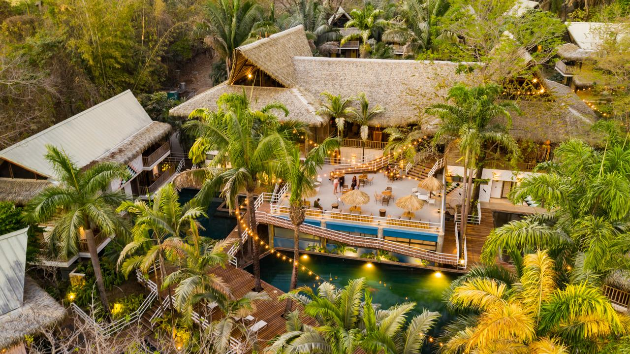 Best surf hotels in Costa Rica