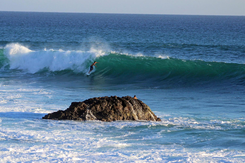 surf spots in Canggu Bali