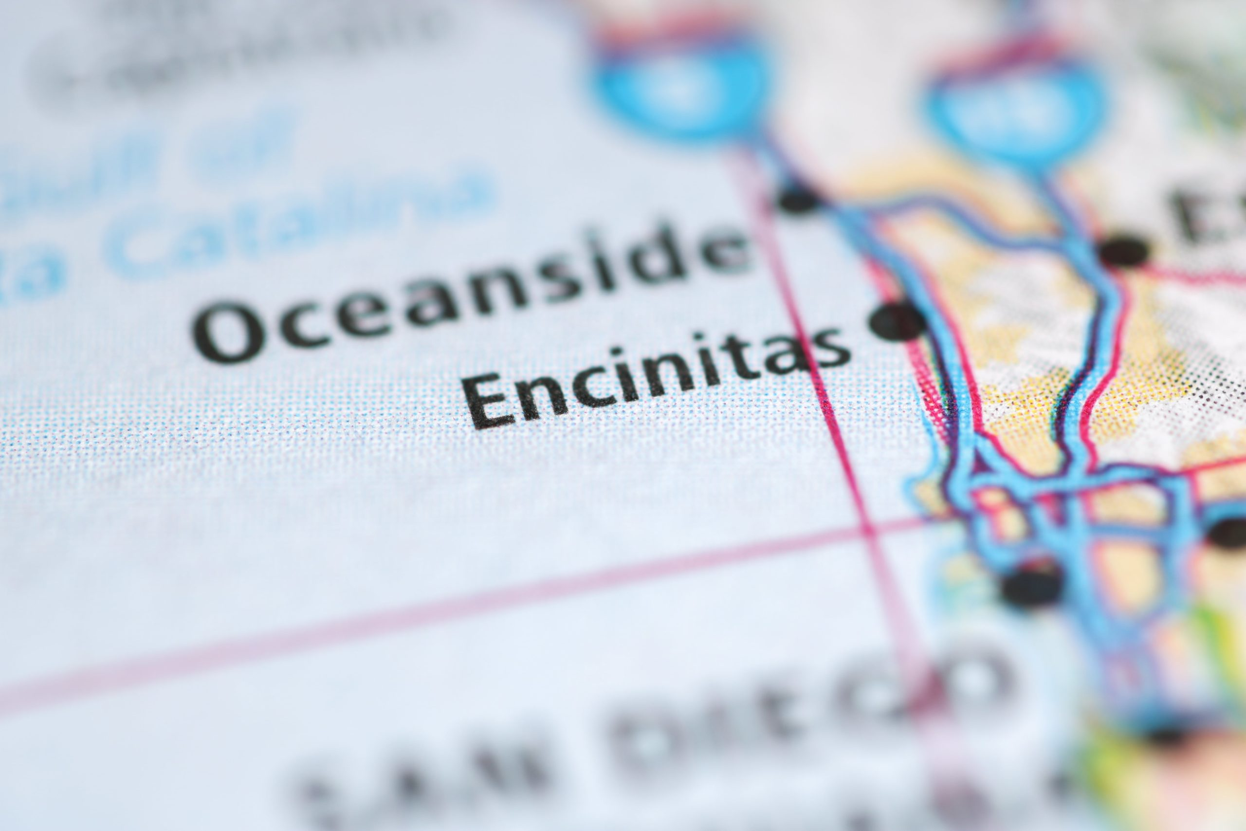 How to get to Encinitas