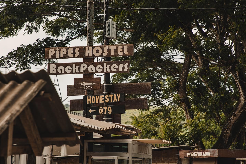 surf hostel in Lombok Indonesia