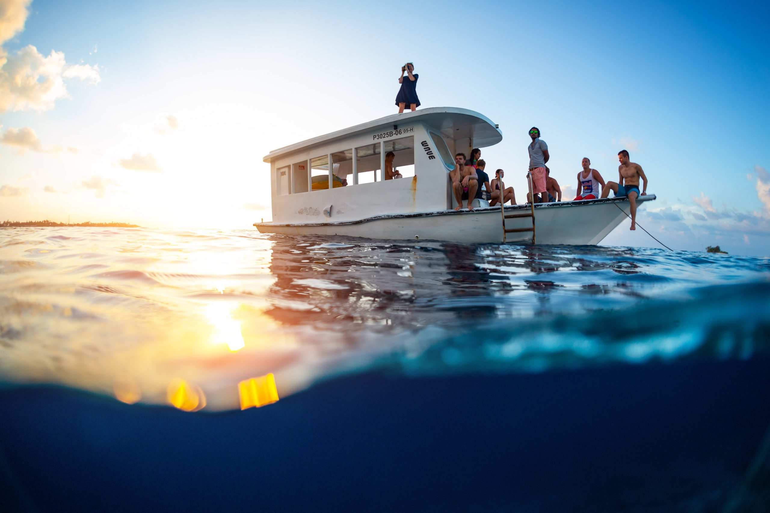 surf charters in the maldives
