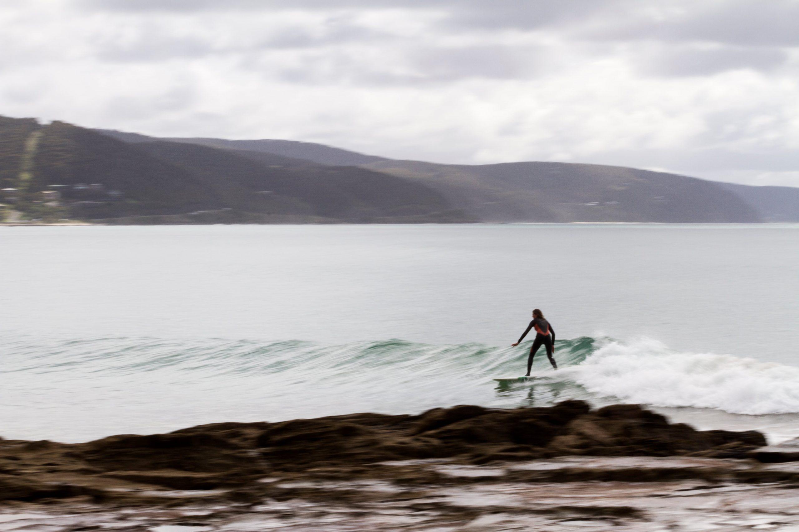 surfing in Melbourne