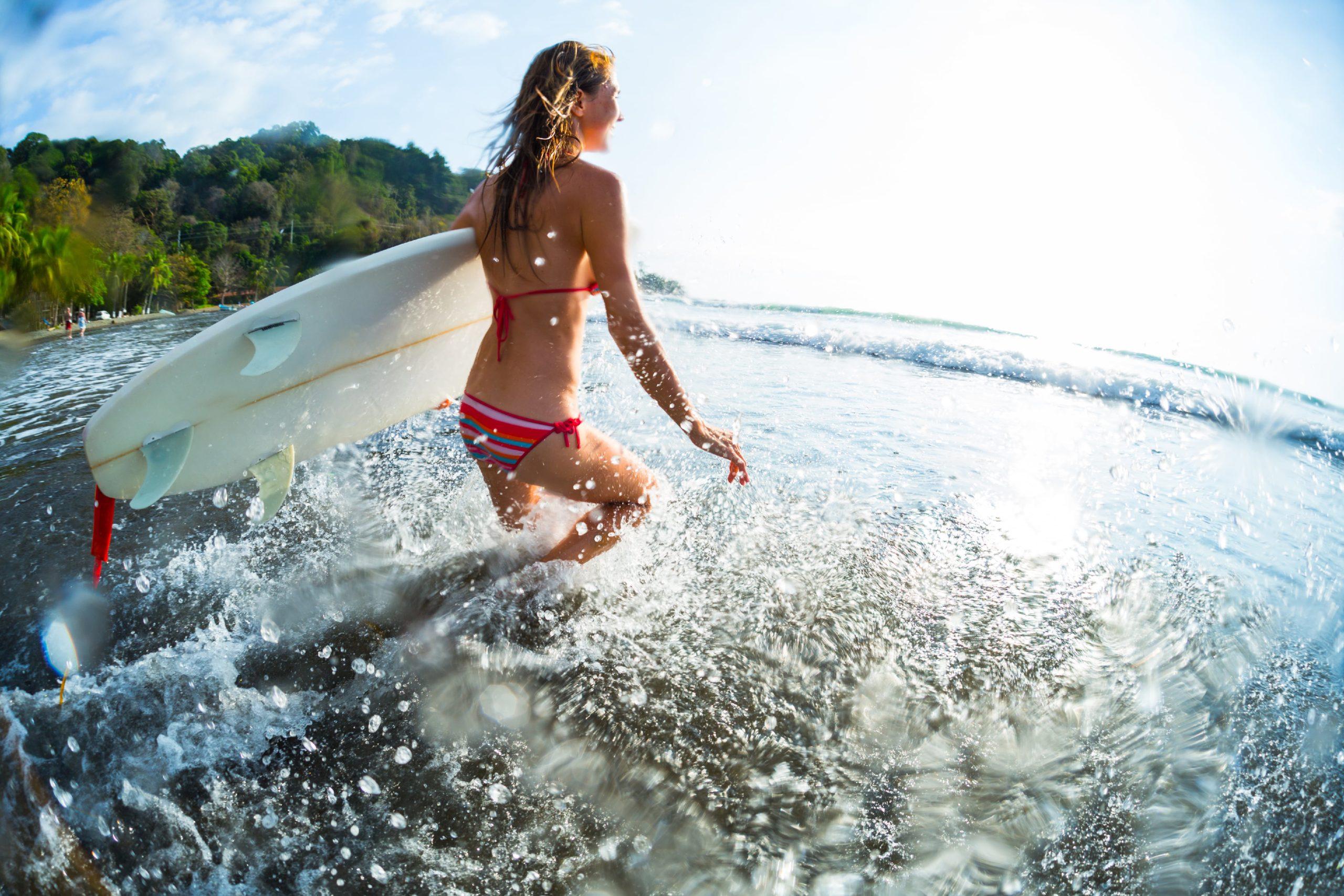 Playa Pelada surf spot nosara